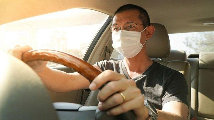 Perlukah Memakai Masker saat Nyetir Mobil Sendiri? Simak Penjelasannya