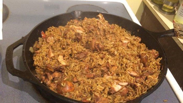 Kumpulan Resep Nasi Kambing Berbumbu: Nasi Goreng Kambing, Nasi Mandhi hingga Nasi Kebuli