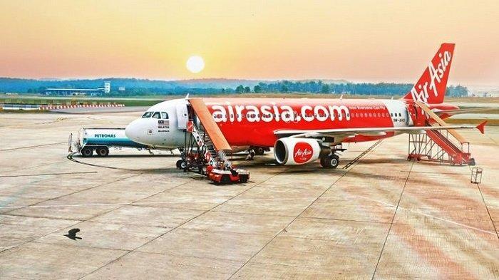 Berlaku Sampai Besok, AirAsia Beri Promo Diskon 30 Persen Tiket Pesawat Domestik dan Luar Negeri