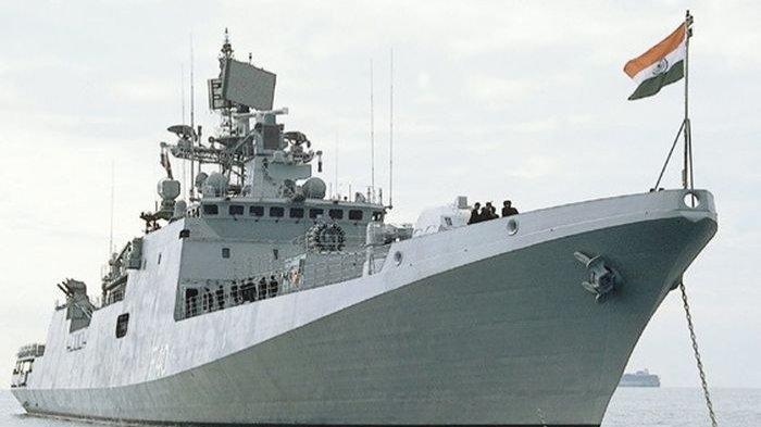 Kapal Asal India Bersandar di Riau, Kapten dan Seluruh ABK Dinyatakan Positif Covid-19