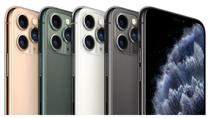 Update Harga HP iPhone Akhir November 2020: Ada iPhone 8 Plus, iPhone X hingga iPhone SE 2020