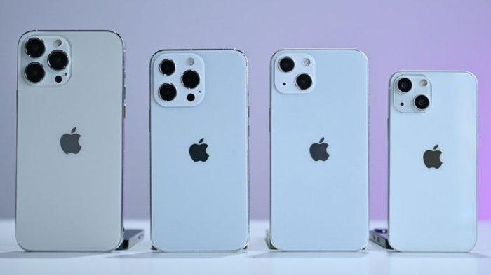 Berminat Beli Ponsel iPhone? Ini Daftar Harga Terbaru iPhone Oktober 2021, iPhone XS hingga Pro Max
