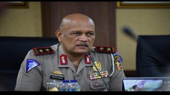Irjen Refdi Andri Jabat Kapolda Maluku Gantikan Baharudin Djafar