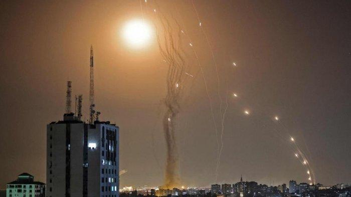 Mengenal Iron Dome Israel, Teknologi Pertahanan Udara yang Mampu Cegat Roket dari Hamas Palestina