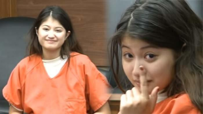 Viral Video Isabella Guzman Tersenyum di Pengadilan Setelah Tusuk Wajah dan Leher Ibunya 79 Kali