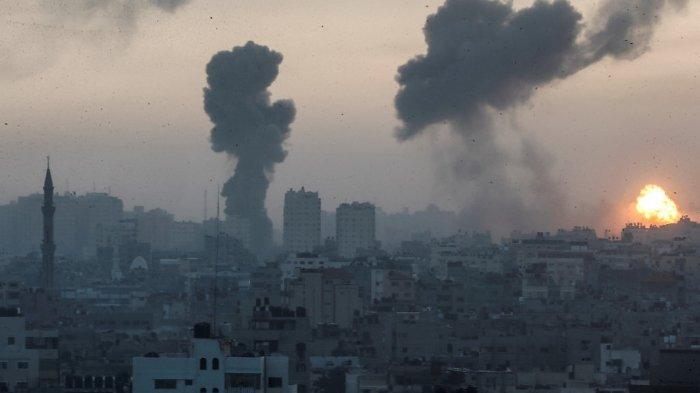 Israel Miliki Perisai Udara yang Bisa Menangkis Serangan Roket, Begini Cara Kerjanya