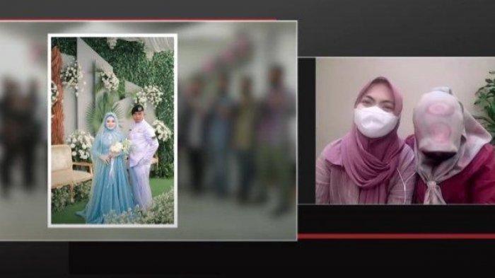Istri Serda Pandu Mengaku Gelisah dan Tak Bisa Tidur Sehari sebelum KRI Nanggala-402 Hilang Kontak