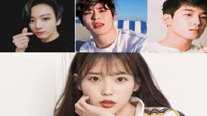 Deretan Idol Pria yang Mengaku Ngefans IU, Termasuk Jungkook BTS, Jaehyun NCT, dan Wonwoo Seventeen