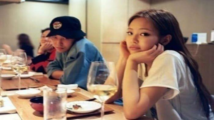 Teman Dekat GD dan Jennie BLACKPINK Bocorkan Alasan YG Entertainment Bungkam Soal Isu Pacaran Mereka