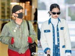 Heboh! Jennie BLACKPINK Dikabarkan Berpacaran dengan G-Dragon BIGBANG, Ini Foto-fotonya