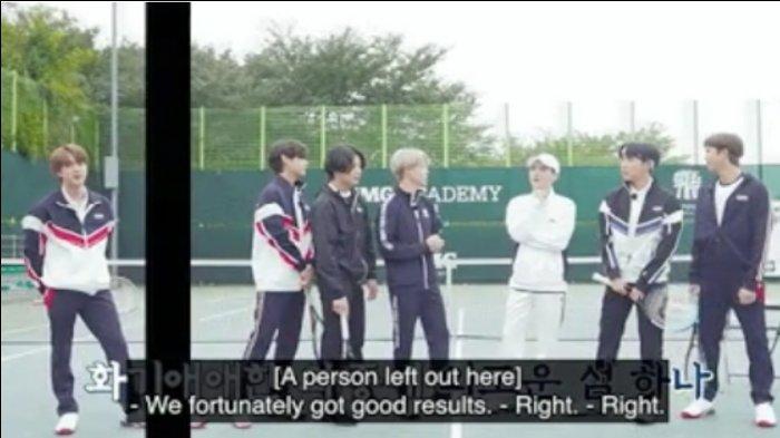 Jin BTS Tertinggal Pembicaraan di 'Run BTS!'