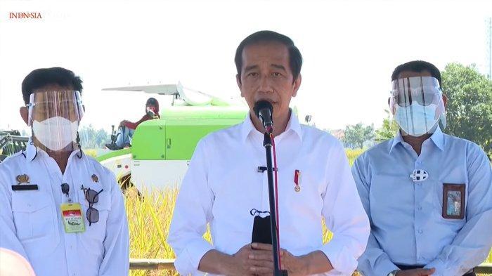 Viral Jokowi Salah Sebut Kota Padang Jadi Provinsi Padang, Ini Kata Istana dan Komentar Roy Suryo