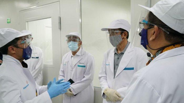 Presiden Jokowi Pastikan 20-30 Juta Vaksin Covid-19 Masuk Indonesia pada Akhir Tahun