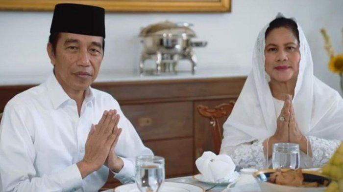 Tak Gelar Open House, Jokowi: Semoga Pandemi Segera Berlalu, agar Kita Dapat Bertemu & Melepas Rindu