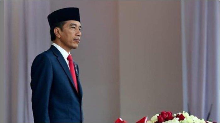 Ngabalin Sampaikan Pesan Jokowi soal Virus Corona Dengan Suara Bergetar: Jangan Lihat Sebelah Mata