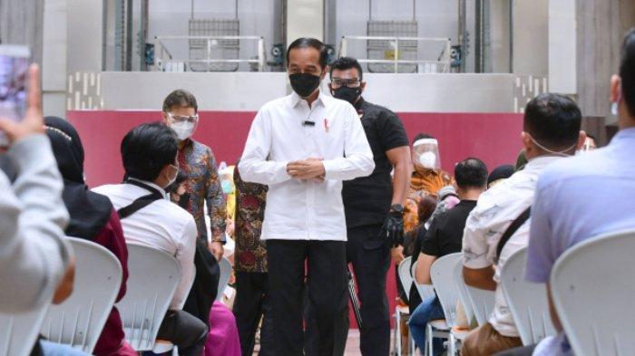 Kasus Aktif Covid-19 hingga BOR RS Nasional Turun Signifikan, Jokowi: Jangan Disalahartikan, Bahaya