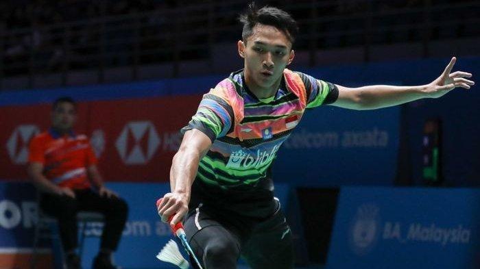 Jojo Beberkan Penyebab Kekalahannya di Perempat Final Fuzhou China Open 2019