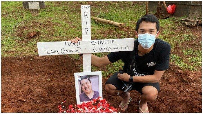 Jonatan Christie Berduka, Sang Kakak Meninggal Dunia: Berat Ditinggal Koko di Saat Seperti Ini