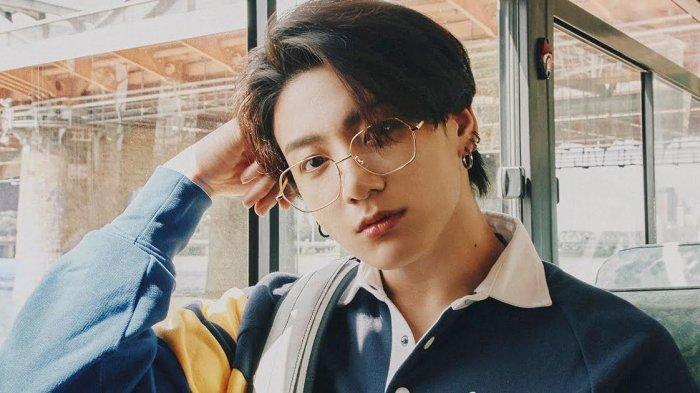 Member BTS Jungkook.