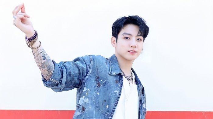 Member BTS, Jungkook.