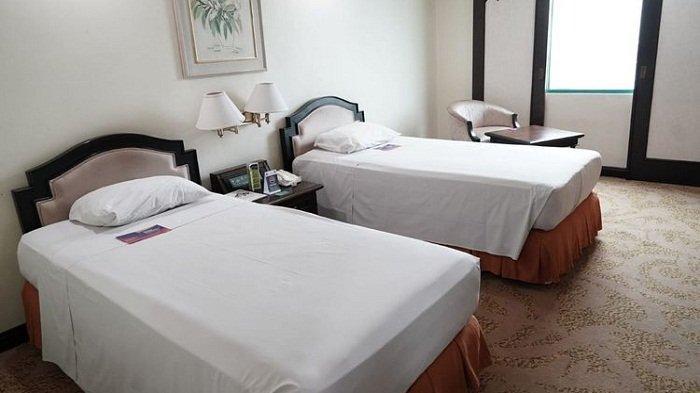 Jadi Tempat Istirahat Tenaga Medis yang Tangani Corona, Ini Sederet Fasilitas Hotel Grand Cempaka
