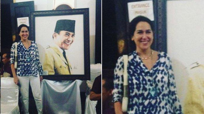 Cerita Pilu Anak Soekarno & Ratna Sari Dewi, Sang Putri Pertama Ketemu Ayahnya saat Meninggal Dunia