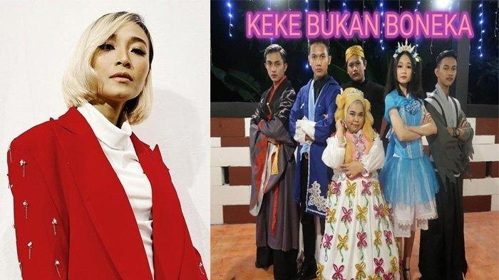 Bantah Pansos Lewat Kekeyi, Rinni Idol Ikut Prihatin saat Mantan Rio Ramadhan Dihujat Netizen