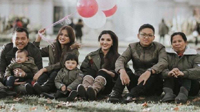 Keluarga Anang Hermansyah - Ashanty