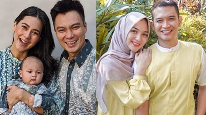 Deretan Foto Artis Rayakan Idul Fitri 1441 H dari Rumah, Ada Baim Wong hingga Prilly Latuconsina