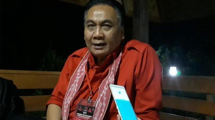 Beredar Rekaman Suara Diduga Bambang Pacul, Singgung Rumusan Pilpres 2024