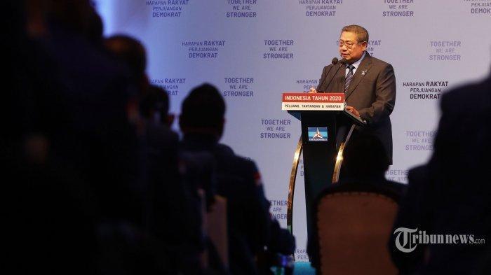 Tanggapi Isu Kudeta di Partai Demokrat, SBY: Saya akan Menjadi Benteng dan Bhayangkara Partai Ini