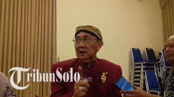 Sempat Tak Enak Badan setelah Pentas di Jakarta, Ini Kronologi Meninggalnya Ki Manteb Seodharsono