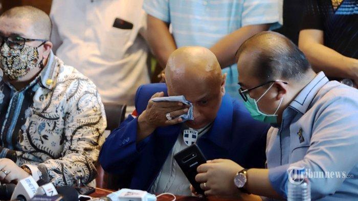 Tangis Darmizal Menyesal Menangkan SBY Jadi Ketua Umum, Partai Demokrat: Informasi Manipulatif