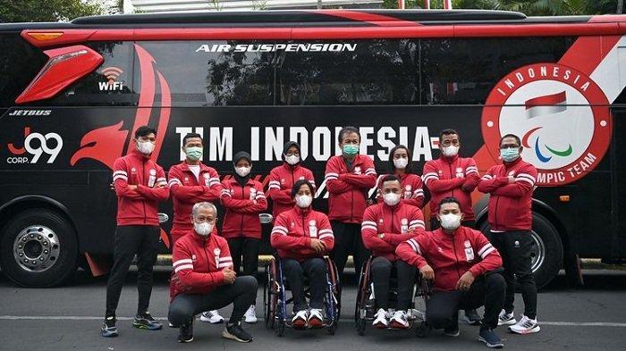 Daftar Lengkap Wakil Indonesia di Paralimpiade Tokyo, 23 Atlet Akan Bertanding