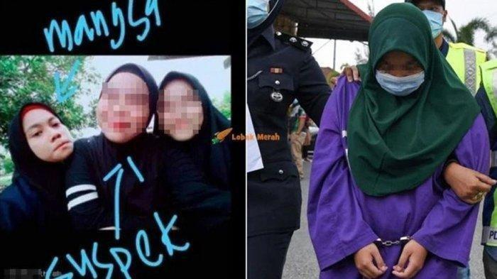 Kesal Dibilang Jelek, Gadis ABG Bunuh Sahabat di Depan Ibunya yang Lumpuh, Begini Kronologinya