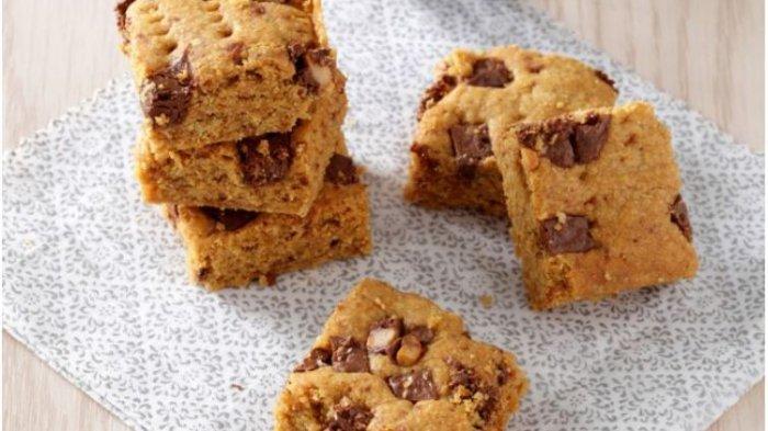 Resep Menu Lebaran Praktis Sajian Kue Kering: Nastar Almond Keju dan Kue Kering Kacang Cokelat Bar