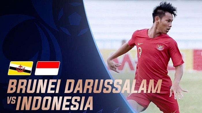 Jadwal Kualifikasi Piala Asia U-16 2020 Hari Ini: Timnas Indonesia Vs Brunei Darussalam