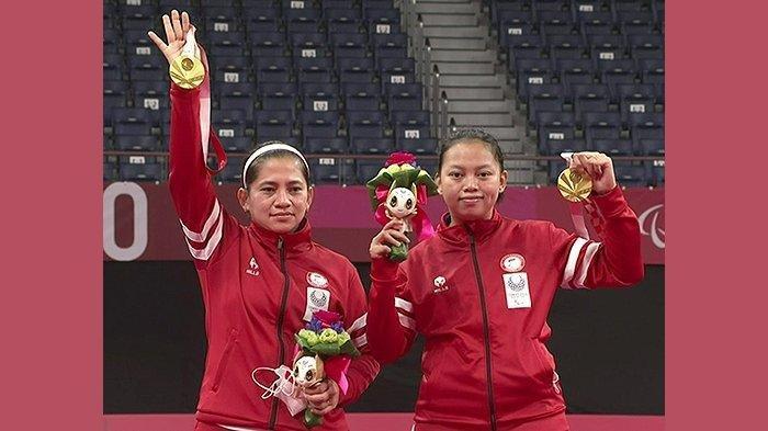 Profil Leani Ratri Oktila, Atlet Para-Badminton Peraih Hattrick 3 Medali di Paralimpiade Tokyo 2020