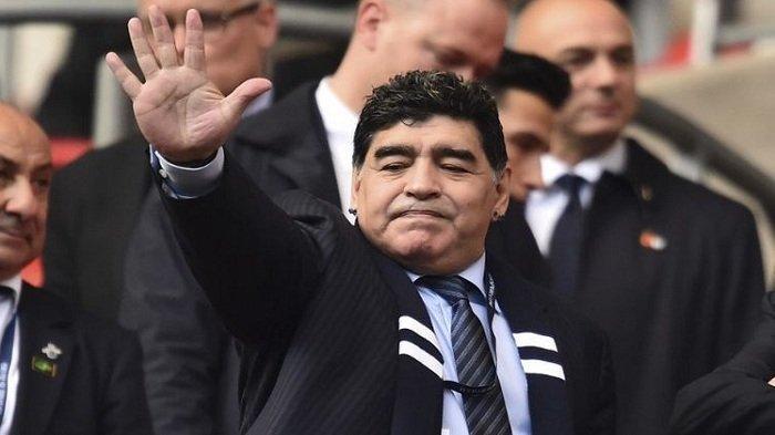 Keluar Masuk Rumah Sakit Sejak 2015, Ini Kronologi Meninggalnya Diego Maradona