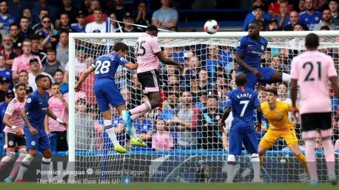 Hasil Liga Inggris: Man United dan Liverpool Pesta Gol, Chelsea Kalah