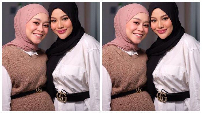 Sama-sama Sedang Hamil, Lesti Kejora dan Aurel Hermansyah Saling Mendoakan: Sehat-sehat Ya