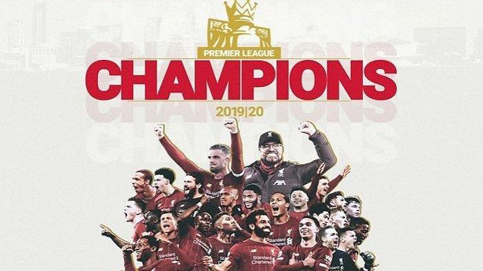 30 Tahun Menanti, Liverpool Akhirnya Juara Liga Inggris, Ini 4 Rekor yang Masih Bisa Dipecahkan