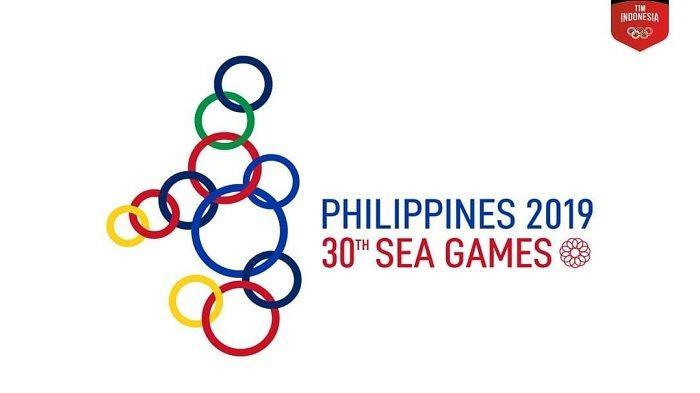 Kacau, SEA Games 2019 Salah Tampilkan Nama dan Bendera Indonesia di Laga Bola Lantai