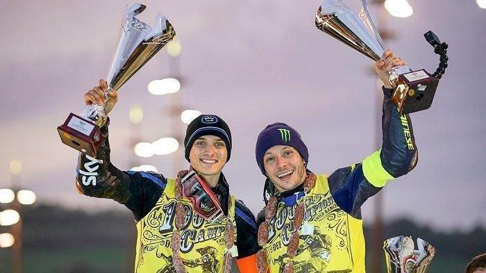 Adik Valentino Rossi, Luca Marini Ucapkan Selamat Natal dengan Bahasa Indonesia, Ini Katanya
