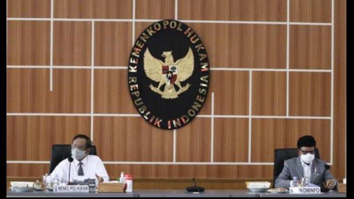 UU ITE Direvisi, Menkominfo Johnny G Plate Ungkap Kementeriannya Akan Tangani Pengkajian Pasal Karet