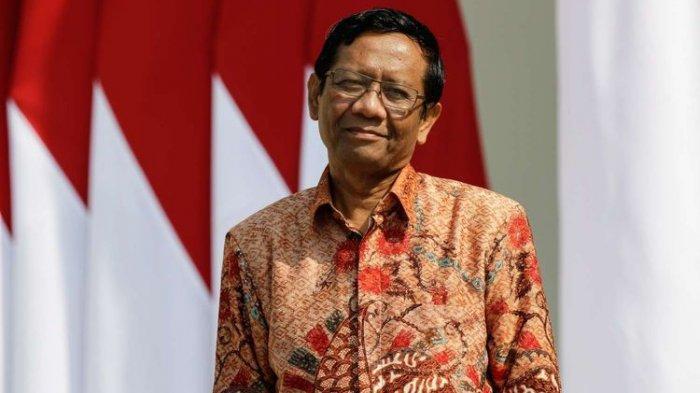 Sebut Ada 4 Pasal UU ITE yang akan Direvisi, Mahfud MD: Proses Revisi Sudah Dilaporkan ke Jokowi