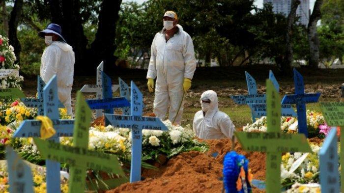 Pandemi Covid-19 Membuat 1,5 Juta Anak di Dunia Kehilangan Orangtua atau Orang yang Mengasuhnya