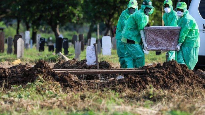 Kasus Kematian Harian akibat Covid-19 di Indonesia Hari Ini Jadi yang Tertinggi di Dunia