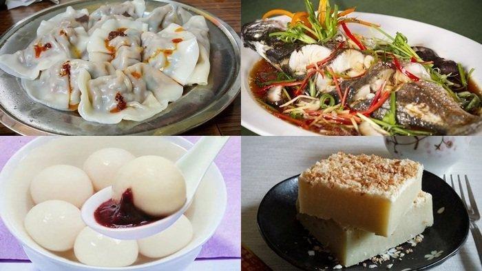 7 Makanan Ini sebagai Simbol Keberuntungan di Tahun Baru Imlek: Mie Panjang Umur hingga Bola Ketan