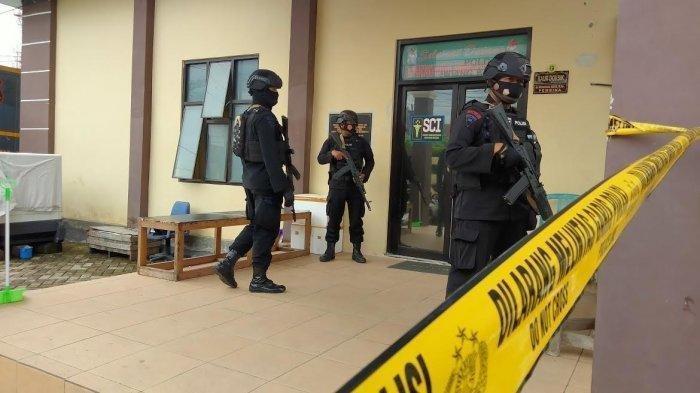2 Terduga Teroris Ditembak Mati di Makassar: Terkait Bom Gereja Filipina, Pernah Ingin Gabung ISIS